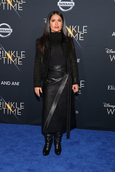 "A Wrinkle in Time「Premiere Of Disney's ""A Wrinkle In Time"" - Arrivals」:写真・画像(6)[壁紙.com]"