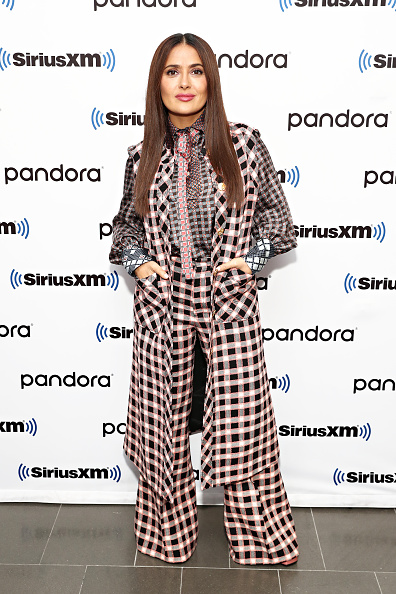 Wide Leg Pants「SiriusXM's Town Hall With The Cast Of 'Like A Boss' Hosted By Hoda Kotb」:写真・画像(16)[壁紙.com]