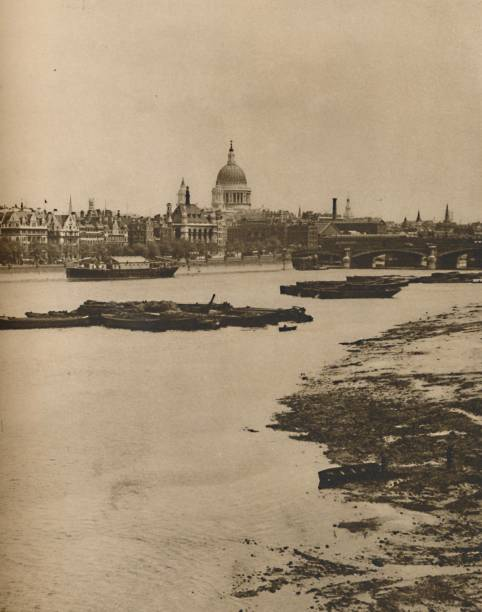 Embankment And Blackfriars From The South End Of Waterloo Bridge:ニュース(壁紙.com)