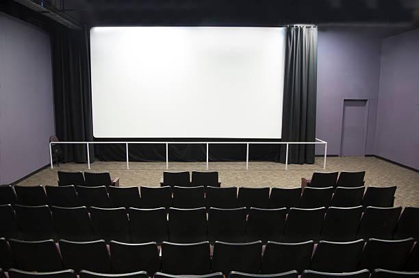 Empty theatre:スマホ壁紙(壁紙.com)