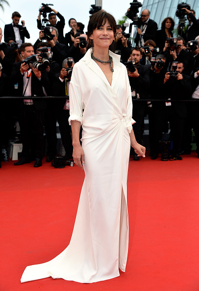 "Sophie Marceau「""Mad Max: Fury Road"" Premiere - The 68th Annual Cannes Film Festival」:写真・画像(7)[壁紙.com]"