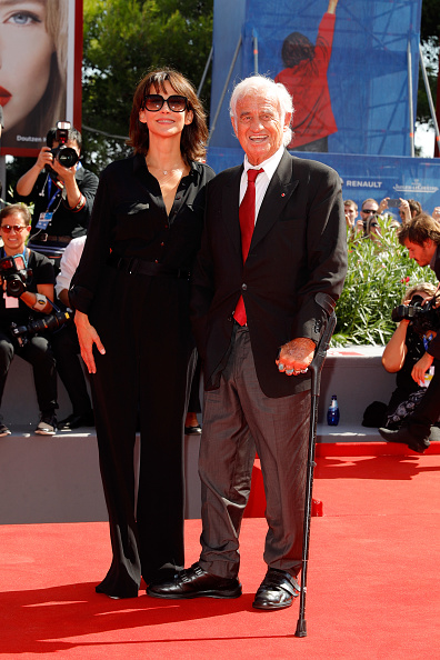 Sophie Marceau「Golden Lion For Jean Paul Belmondo Followed By 'Le Voleur' Premiere - 73rd Venice Film Festival」:写真・画像(8)[壁紙.com]