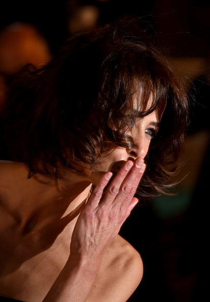 "Sophie Marceau「""Lost River"" Premiere - The 67th Annual Cannes Film Festival」:写真・画像(1)[壁紙.com]"