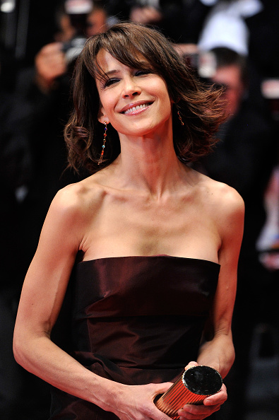 "Sophie Marceau「""Lost River"" Premiere - The 67th Annual Cannes Film Festival」:写真・画像(5)[壁紙.com]"