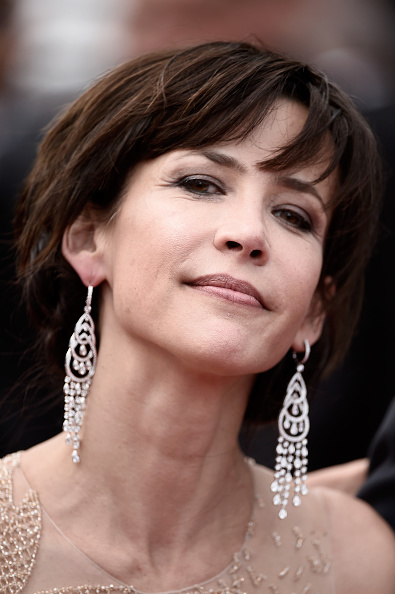 "Sophie Marceau「Closing Ceremony And ""La Glace Et Le Ciel"" Premiere - The 68th Annual Cannes Film Festival」:写真・画像(12)[壁紙.com]"