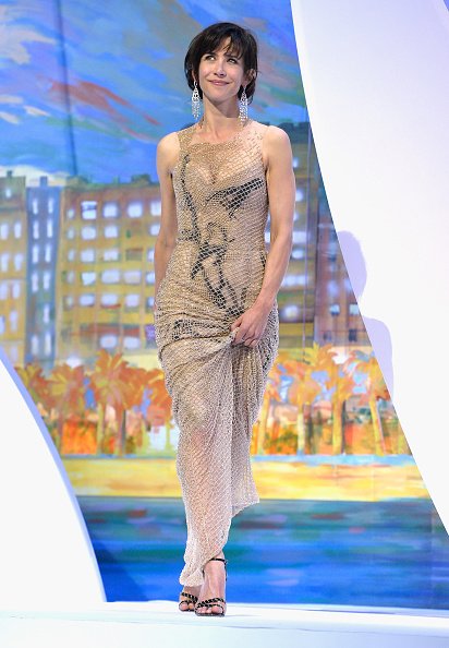 Sophie Marceau「Closing Ceremony - The 68th Annual Cannes Film Festival」:写真・画像(3)[壁紙.com]