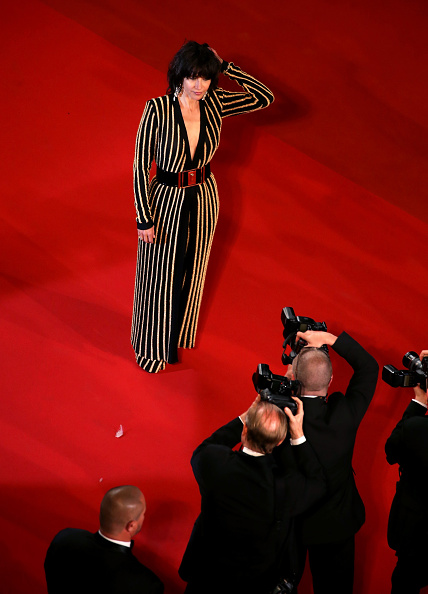 "Sophie Marceau「""Nie Yinniang"" Premiere - The 68th Annual Cannes Film Festival」:写真・画像(10)[壁紙.com]"