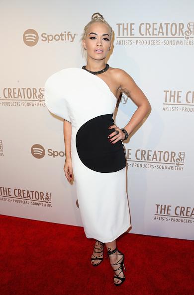 白「The Creators Party Presented By Spotify, Cicada, Los Angeles - Arrivals」:写真・画像(17)[壁紙.com]