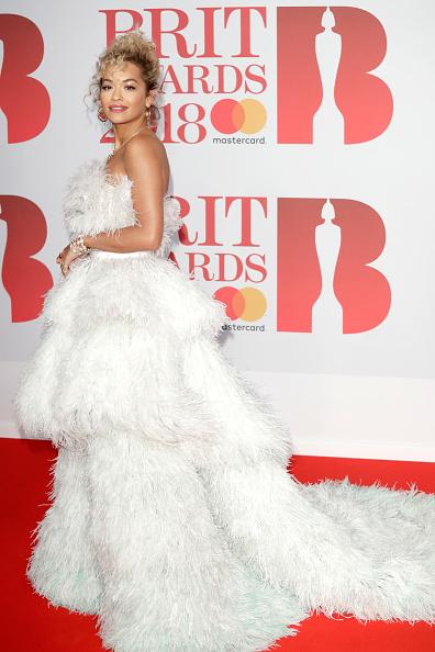 Brit Awards「The BRIT Awards 2018 - Red Carpet Arrivals」:写真・画像(6)[壁紙.com]