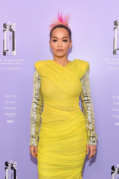 Yellow Dress「2018 Fragrance Foundation Awards」:写真・画像(18)[壁紙.com]