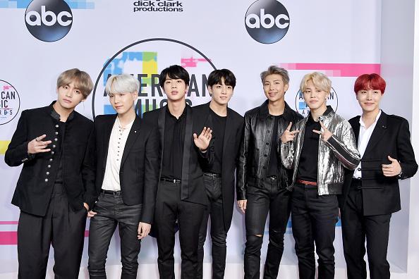 防弾少年団「2017 American Music Awards - Arrivals」:写真・画像(19)[壁紙.com]