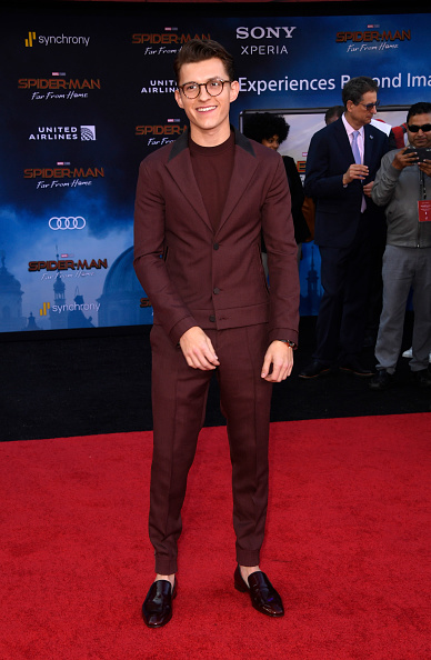 """Loafer「Premiere Of Sony Pictures' """"Spider-Man Far From Home""""  - Arrivals」:写真・画像(13)[壁紙.com]"""