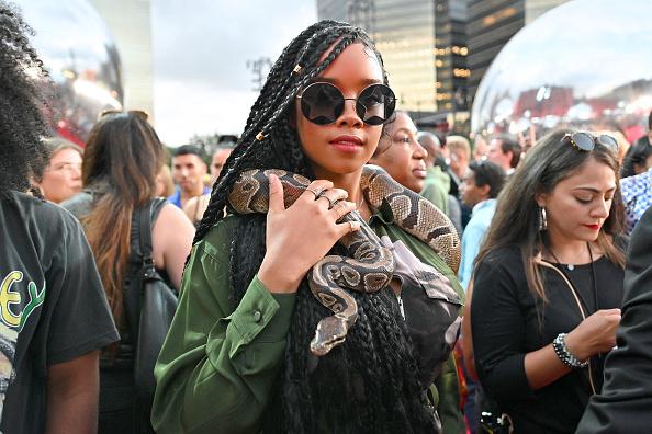 Gabi Wilson「2019 MTV Video Music Awards - Red Carpet」:写真・画像(4)[壁紙.com]