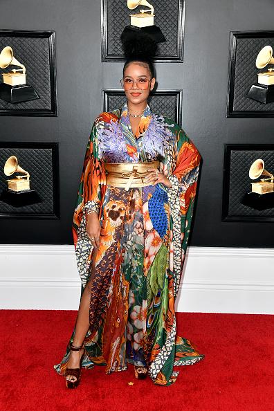 Gabi Wilson「62nd Annual GRAMMY Awards – Arrivals」:写真・画像(10)[壁紙.com]
