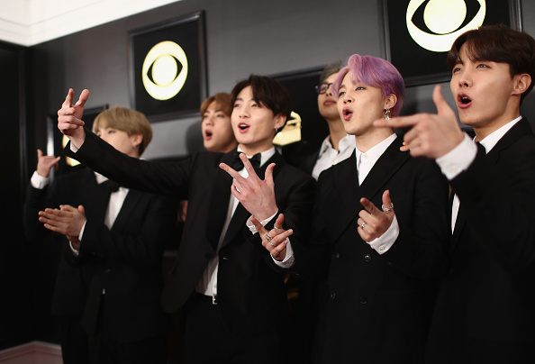 Grammy Awards「61st Annual GRAMMY Awards - Red Carpet」:写真・画像(16)[壁紙.com]