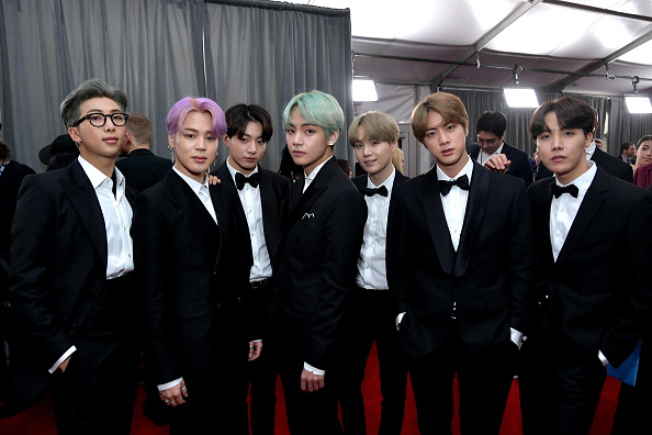 Bangtan Boys「61st Annual GRAMMY Awards - Red Carpet」:写真・画像(17)[壁紙.com]