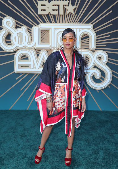 Soul Train Music Awards「BET Presents: 2019 Soul Train Awards -  Red Carpet」:写真・画像(2)[壁紙.com]