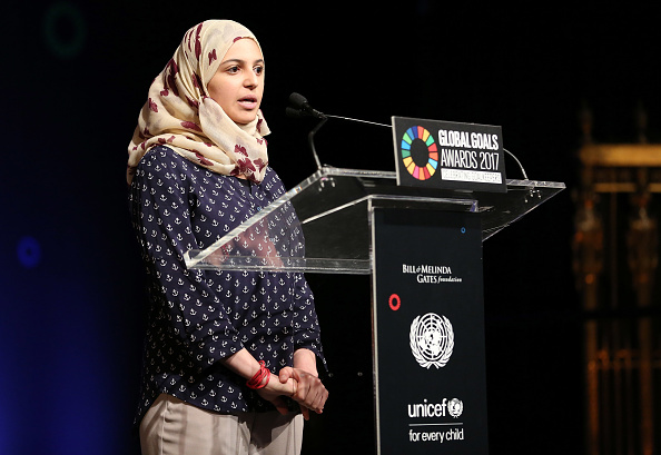 Politics and Government「Goalkeepers: The Global Goals Awards 2017」:写真・画像(11)[壁紙.com]