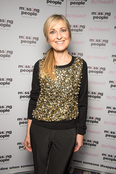 Fiona Phillips「Missing People Charity Event」:写真・画像(4)[壁紙.com]