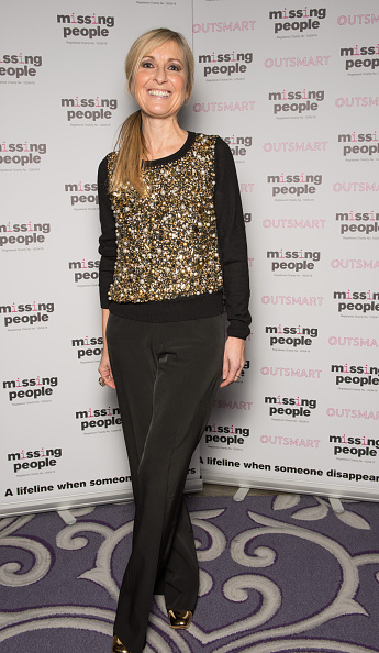 Fiona Phillips「Missing People Charity Event」:写真・画像(12)[壁紙.com]