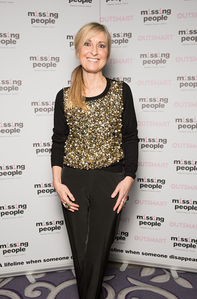 Fiona Phillips「Missing People Charity Event」:写真・画像(11)[壁紙.com]
