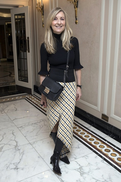 Fiona Phillips「The Natwest Everywoman Awards at The Dorchester Hotel」:写真・画像(3)[壁紙.com]