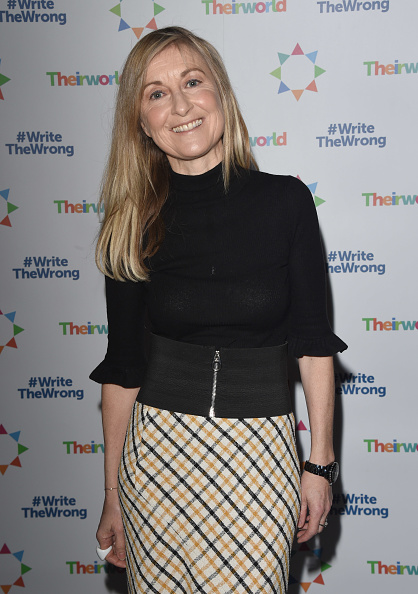 Fiona Phillips「Theirworld Host It's Annual International Women's Day Breakfast」:写真・画像(7)[壁紙.com]