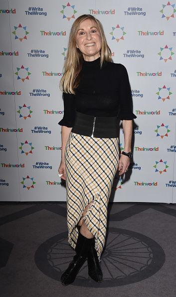 Fiona Phillips「Theirworld Host It's Annual International Women's Day Breakfast」:写真・画像(9)[壁紙.com]