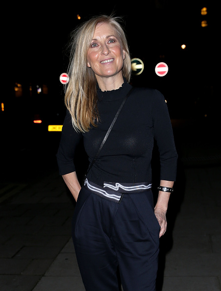 Fiona Phillips「Lorraine Kelly: 30 Years In Breakfast Television - Red Carpet Arrivals」:写真・画像(10)[壁紙.com]