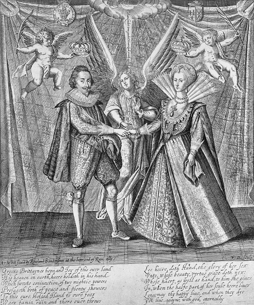 Anne Francis「Celebration Of The Marriage Of James VI Of Scotland And Anne Of Denmark 1589 (circa 1610-1625)」:写真・画像(15)[壁紙.com]