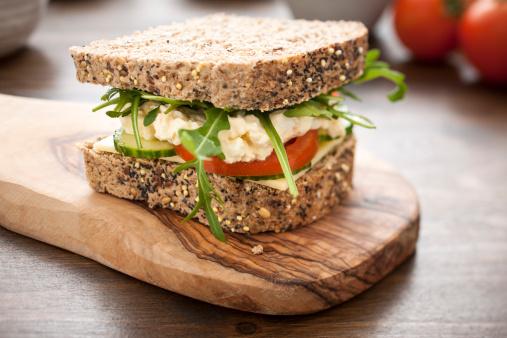 Arugula「Egg mayonnaise salad sandwich」:スマホ壁紙(5)