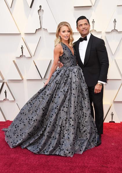 ダイヤモンドイヤリング「91st Annual Academy Awards - Arrivals」:写真・画像(8)[壁紙.com]