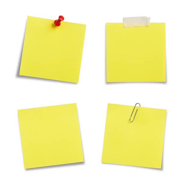 Adhesive Notes with Clipping Path:スマホ壁紙(壁紙.com)