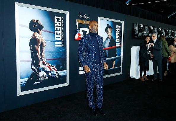 "Bernard Hopkins「""Creed II"" New York Premiere」:写真・画像(10)[壁紙.com]"