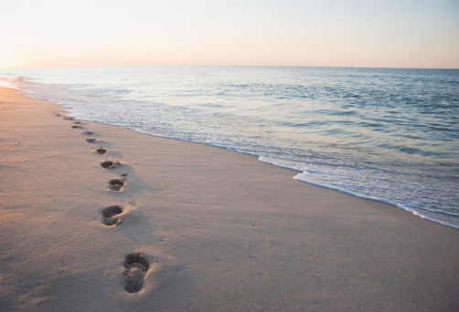 Track - Imprint「Footprints in the sand」:スマホ壁紙(9)