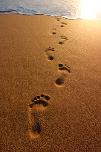 Foot「Footprints」:スマホ壁紙(13)
