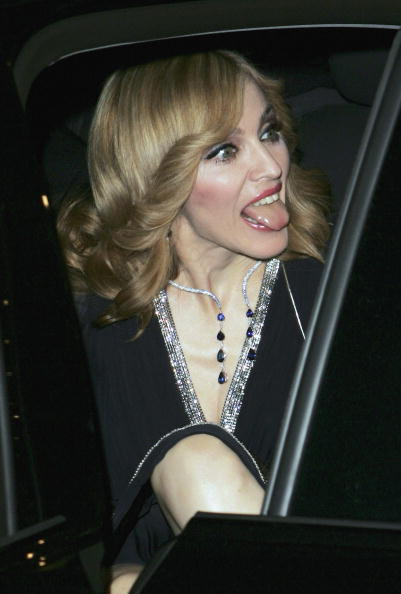 Making A Face「I'm Going To Tell You A Secret - Madonna TV Show Premiere」:写真・画像(7)[壁紙.com]
