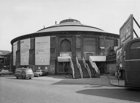 The Roundhouse「The Roundhouse」:写真・画像(2)[壁紙.com]