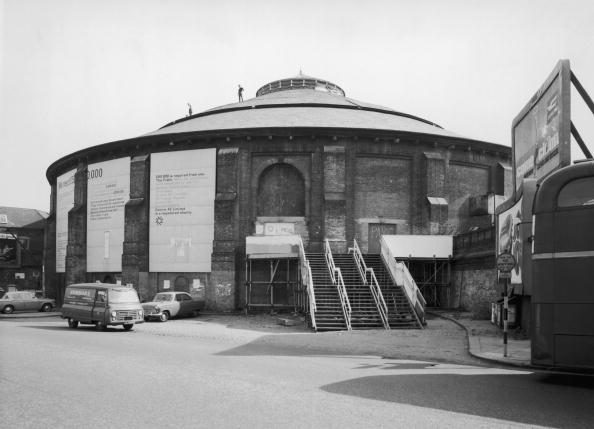 The Roundhouse「The Roundhouse」:写真・画像(1)[壁紙.com]
