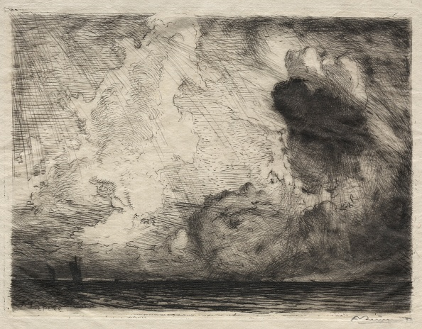 Etching「Seascape」:写真・画像(17)[壁紙.com]
