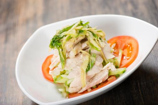 Chicken - Bird「Poached Chicken Salad」:スマホ壁紙(19)