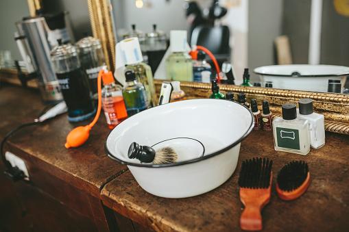 Cologne「Utensils in a barber shop」:スマホ壁紙(4)
