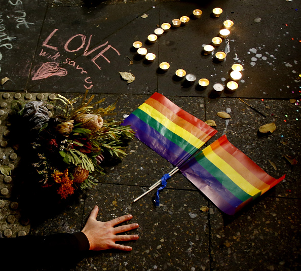 フロリダ州オーランド「Australians Hold Candlelit Vigils For Victims Of Orlando Nightclub Shooting」:写真・画像(9)[壁紙.com]