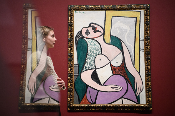 Art Museum「Solo Picasso Exhibition Previews At The Tate Modern」:写真・画像(17)[壁紙.com]