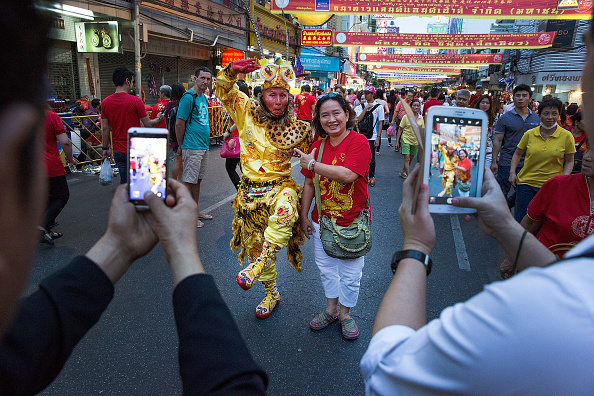 Chinese Culture「Bangkok Celebrates Chinese New Year」:写真・画像(10)[壁紙.com]