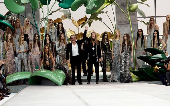 Eva Cavalli「Roberto Cavalli: Milan Fashion Week Womenswear Spring/Summer 2011」:写真・画像(15)[壁紙.com]