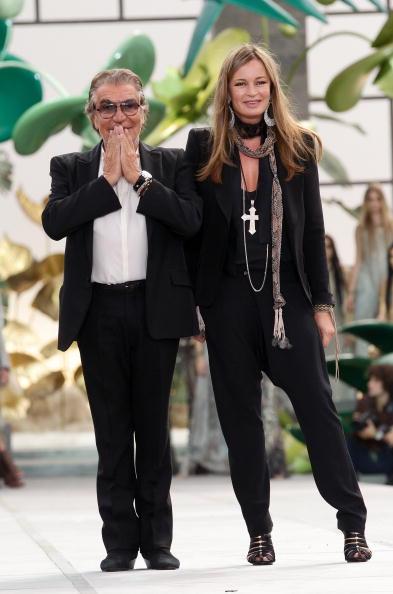 Eva Cavalli「Roberto Cavalli: Milan Fashion Week Womenswear Spring/Summer 2011」:写真・画像(16)[壁紙.com]