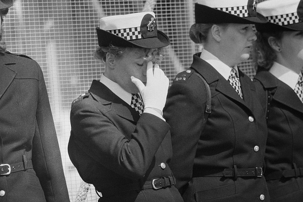 Coworker「Yvonne Fletcher's Funeral」:写真・画像(16)[壁紙.com]