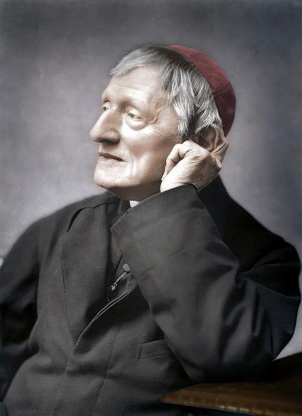 Skull Cap「John Henry Newman, British Cardinal, Late 19Th Century」:写真・画像(10)[壁紙.com]