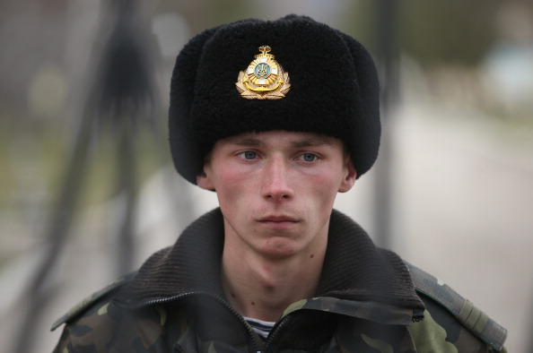 Russian Military「Concerns Grow In Ukraine Over Pro Russian Demonstrations In The Crimea Region」:写真・画像(10)[壁紙.com]